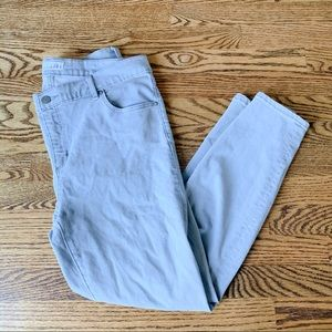 LOFT Grey Modern Skinny